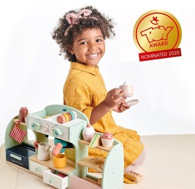 birds nest cafe by tender leaf toys play cafe toy award