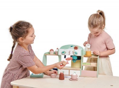 birds nest cafe by tender leaf toys play cafe girls playing