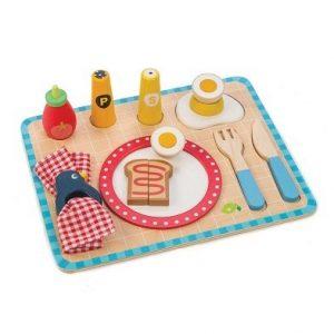 Breakfast Tray by Tender Leaf Toys