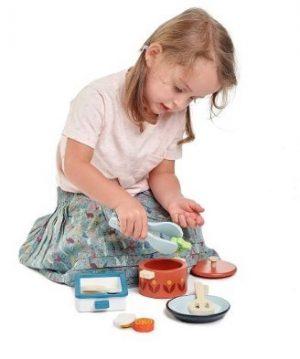 Toy Pots and Pans Set