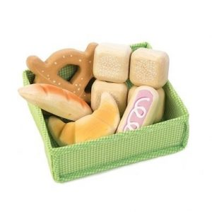 tender leaf toys toy bread bread crate tl8271