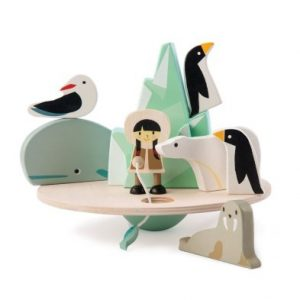 Balancing Polar Circle by Tender Leaf Toys