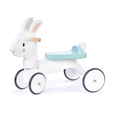 running rabbit ride on tender leaf toys