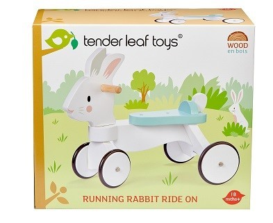 tender leaf toys rabbit bike