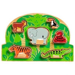 Lanka Kade Jungle Shape Sorter