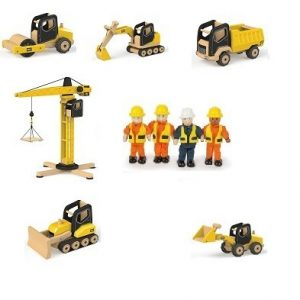 Construction Site Bundle