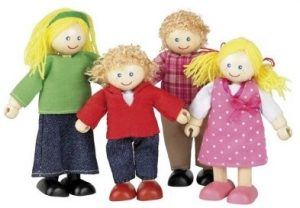 Tidlo Doll family