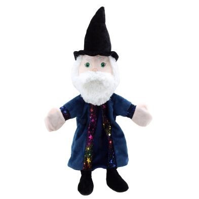 wizard hand puppet bt the puppet company