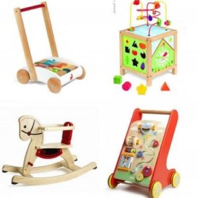 wooden activity kids toys
