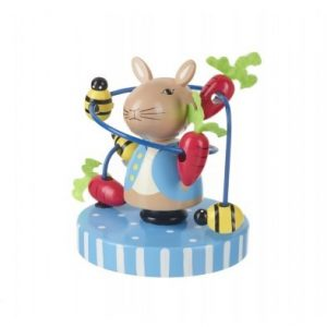orange tree toys peter rabbit bead frame new stock