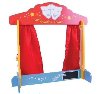 bigjigs tabletop theatre