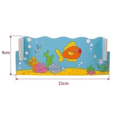 bigjigs wooden magnetic fishing game sizes