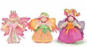 Budkins Garden Fairies
