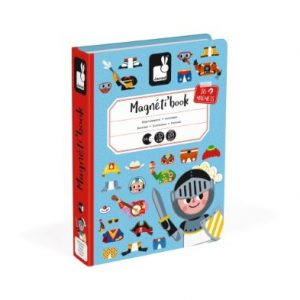 Magnetic Book Boys Costumes