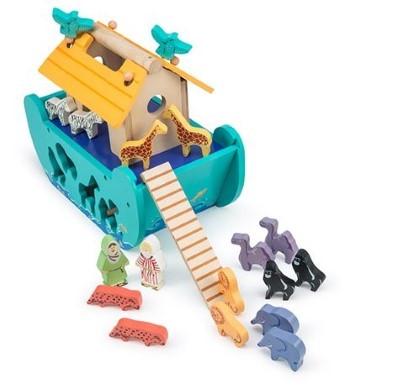 shape sorter noahs ark