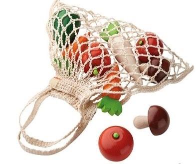 Haba Shopping Bag Vegetable Set