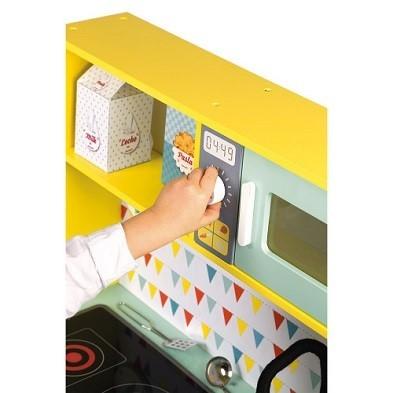 temperature change on toy kitchen