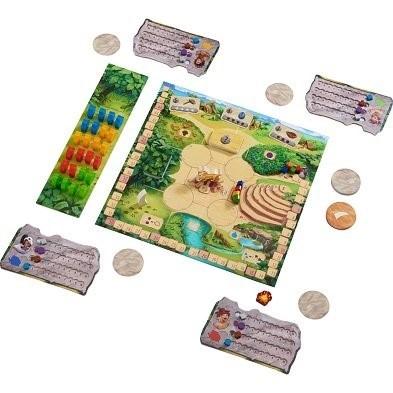 haba honga board game contents