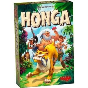 haba honga best family board game