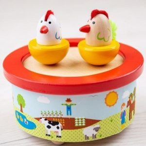 bigjigs farm music box