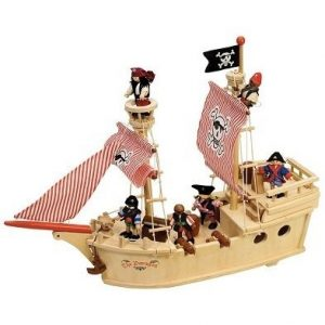 tidlo paragon pirate ship