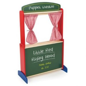 Puppet Theatre by Tidlo