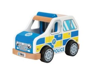 Tidlo Police Vehicle