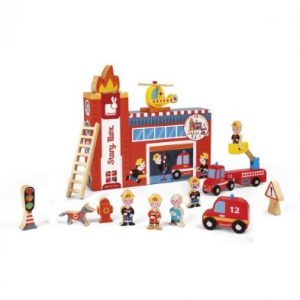 fire trucks for kids story box firefighters