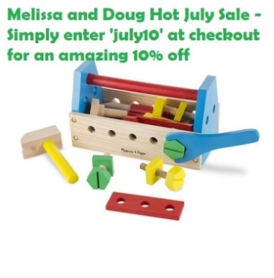 Melissa and Doug SALE