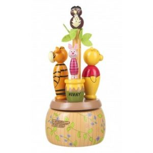 Orange Tree Toys Winnie The Pooh Musical Carousel