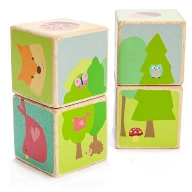 Little leaf building blocks