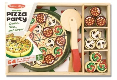 melissa and doug pizza party box