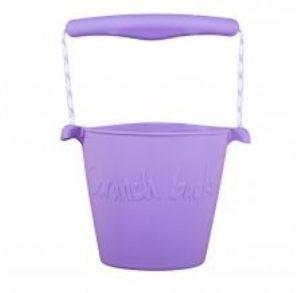 purple bucket