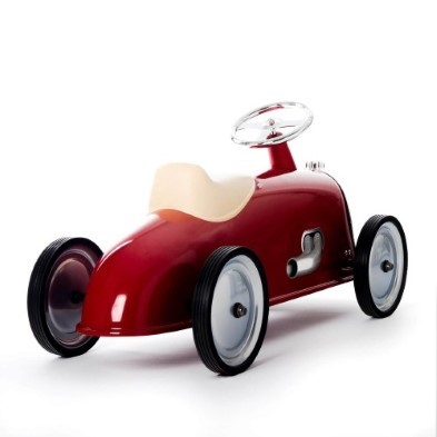 red site and ride toy car