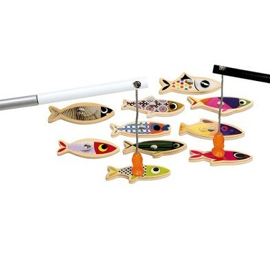 kids fishing set