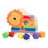 lion shape sorter by orange tree toys