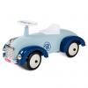baghera speedster blue ride on car side
