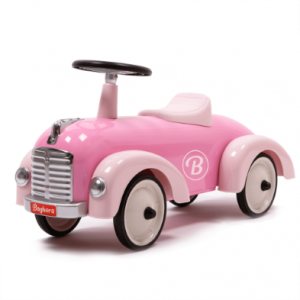 Pink Ride On Car Speedster by Baghera