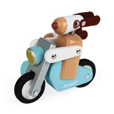 spirit sidecar philip wooden toy