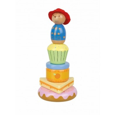 orange tree toys paddington stacking toy