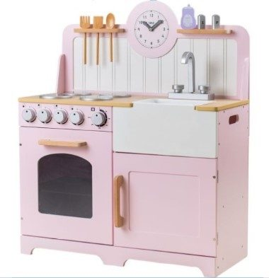 Country play kitchen pinl t-0219p tidlo