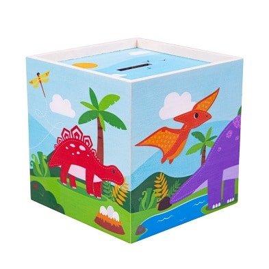 tidlo dinosaur money box