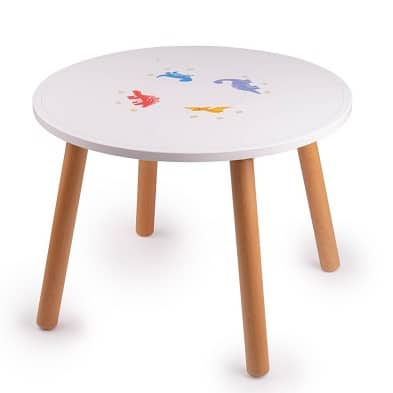 Tidlo Dinosaur Table