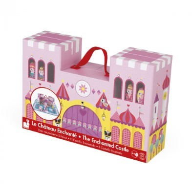 the enchanted castle box