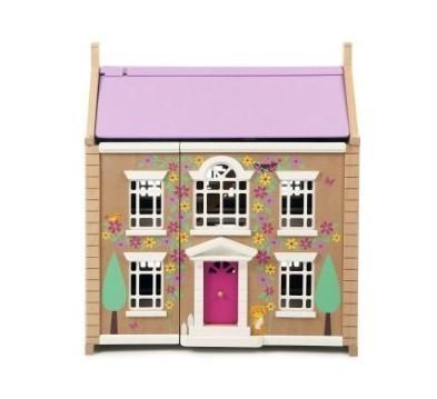 Tidlington wooden doll house