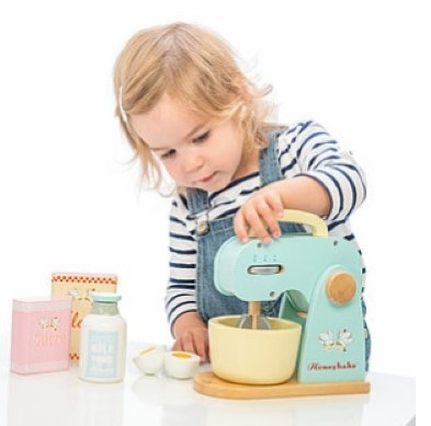 cooking set with ingredients