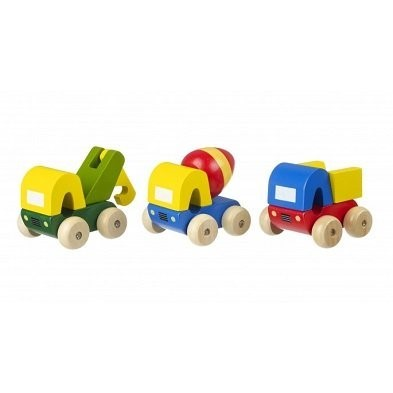 orange tree toys first trucks OTT07237