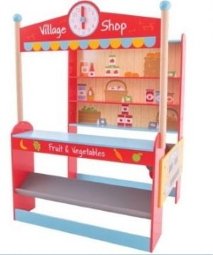 Bigjigs Village Shop